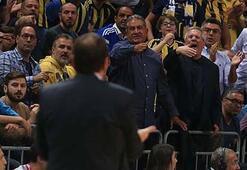 TBFden Fenerbahçeye ceza