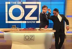 Dr. Oz Showda Nusret rüzgarı