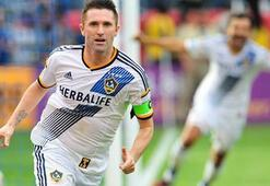 Robbie Keane, ABDden ayrılıyor