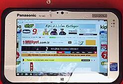 Panasonic Toughpad FZ-M1 incelemesi: Ona güç yetiremedik