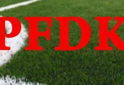 Trabzonspor, Başakşehir, Bursaspor PFDKya sevk edildi