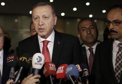 Erdoğandan flaş PYD mesajı