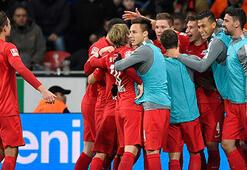 Bundesligada Leipzig fırtınası