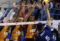 Fenerbahçe-Galatasaray HDI  Sigorta: 3-0