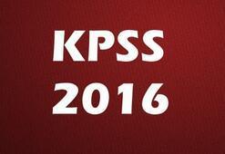 KPSS soruları yayınlandı (KPSS ortaöğretim soruları ve cevapları)