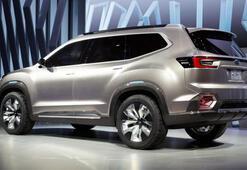 Subaru yeni SUVsi Viziv-7 Concepti tanıttı