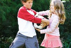 Saldırganlık eğilimi gösteren çocuklar