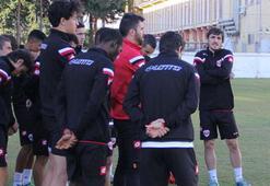 Adanasporda Boluspor maçı hazırlıkları