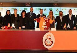 Galatasaraya yeni isim sponsoru HDI Sigorta