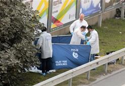 İstanbul'un göbeğinde ceset şoku