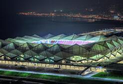 İşte Akyazı Stadyumu...