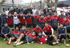 Manisasporda futbolculara başkan sözü
