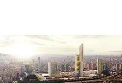 Finans Merkezi'nin ikinci projesinden Metropol çıktı