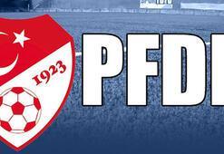 PFDKdan Bursaspor şok ceza