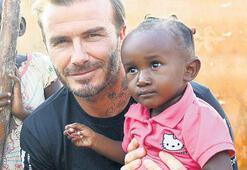Beckham Afrika'da