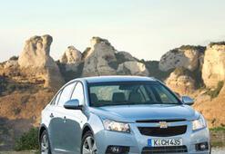 Sınıfının En Güçlüsü Chevrolet Cruze Dizel Türkiye'de