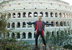 Soner Arıcanın Roma turu