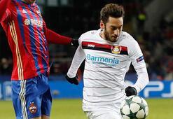 CSKA Moskova - Bayer Leverkusen: 1-1
