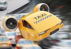 Uber CEOsu Khosrowshahi: Uçan taksi hizmetine 5-10 yıl içinde başlayabiliriz
