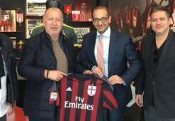 Antalyaspor ile Milan arasında iş birliği anlaşması