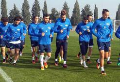 Akhisar Belediyesporda Kasımpaşa maçı hazırlıkları sürüyor