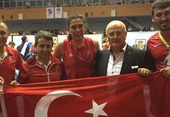 Elif Güneri Avrupa şampiyonu