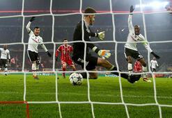 Bayern Münih Beşiktaş maç sonucu: 5-0 (İşte maçın özeti)