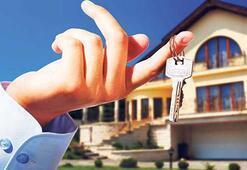 'Kredili ev' yok satıyor