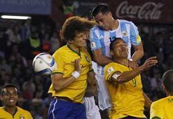 Arjantin-Brezilya: 1-1