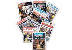 'Paris savaşta'