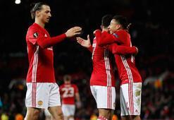 Manchester United - Feyenoord: 4-0