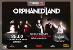 Orphaned Land  Türkiye'de