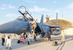6 ABD F-15'i hava  sahamızı koruyacak
