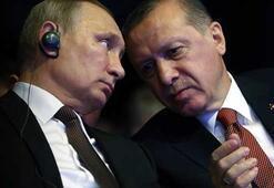 Son dakika: Erdoğan ve Putin telefonla görüştü... İkili ilişkilerin dışında konu Suriye