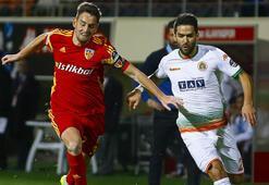 Aytemiz Alanyaspor - Kayserispor: 3-0