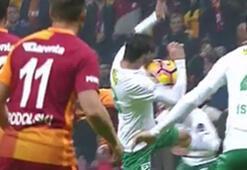 Galatasarayda penaltı isyanı