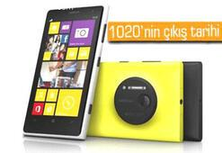 Nokia Lumia 1020nin İlk Detayları
