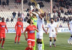 Bandırmaspor-Boluspor: 1-0
