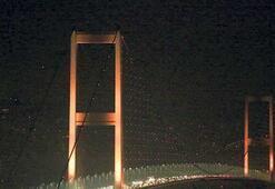 Kadına şiddete karşı turuncu İstanbul