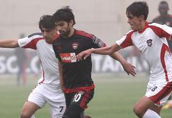 Gaziantepspor,  hazırlıklar maçında 21 yaş altı takımını farklı yendi