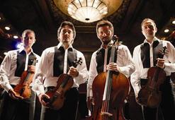 Borusan Quartet'ten üç dünya prömiyeri