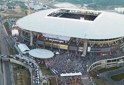 G.Saray yönetimi  TT Arena ile ilgili projelerini hayata geçirmek için düğmeye bastı