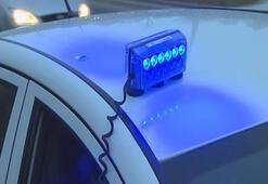 Polis arabalarının tepe lambaları akıllandı