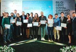 2015 BİLGİ Genç Sosyal Girişimci Ödülleri sahiplerini buldu