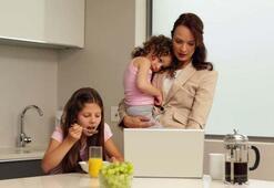 Çalışan annelerdeki stresi azaltmanın yolları