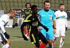 Yeni Malatyaspor - Giresunspor: 1-1