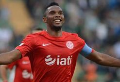 Trabzonspor, Yanalın istemesi halinde Etoo için harekete geçecek