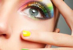 Hızlı göz makyajı nasıl yapılır