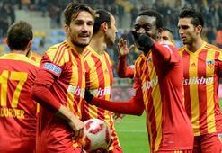 Kayserispor - Boluspor: 3-0