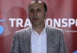 Trabzonsporda dönüşümlü başkanlık talebi iptal
